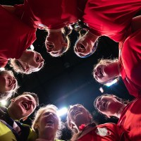 """A war story for women: Salt Lake Acting Co.'s """"The Wolves"""" mesmerizes as coming-of-age tale on a soccer field"""