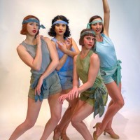 Silent Dancer's unique staging in Salt Lake Acting Company premiere resonates with good Jazz Age sensibilities