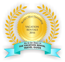 Gold Seal of Approval for The Vacation Rental Travel Guide