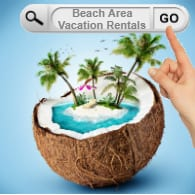 Beach Area Vacation Rentals