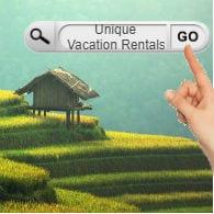 Search for Unique Vacation Rentals