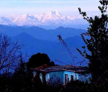 The Mighty Himalayas in India