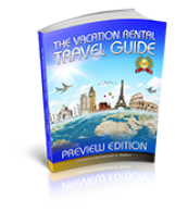 260 pages color or B&W; this preview edition is chocked full of detailed vacation rental reviews worldwide mixed with exciting travel adventure narratives.