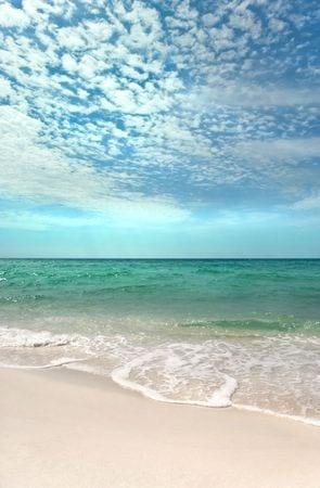 Typical Photo of Emerald Coast Beach