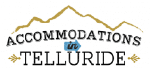 Accommadations in Telluride, Colorado LOGO