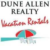 Dune Allen Realty Vacation Rentals Logo
