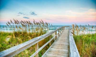 Ocean Isles, Beach in North Carolina