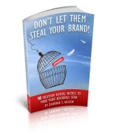 Book, Don't let them steal your brand, by Deborah S Nelson
