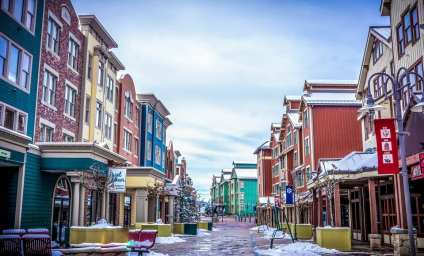 Park City Utah, downtown