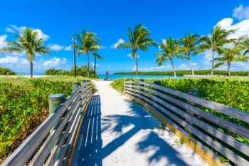 Sombrero beach,
