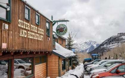 Brighton, Utah, Lodge and at Ski Resort in Utah, USA.