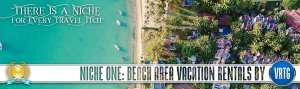 postcard beach area banner