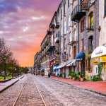 Downtown Savannah, Georgia