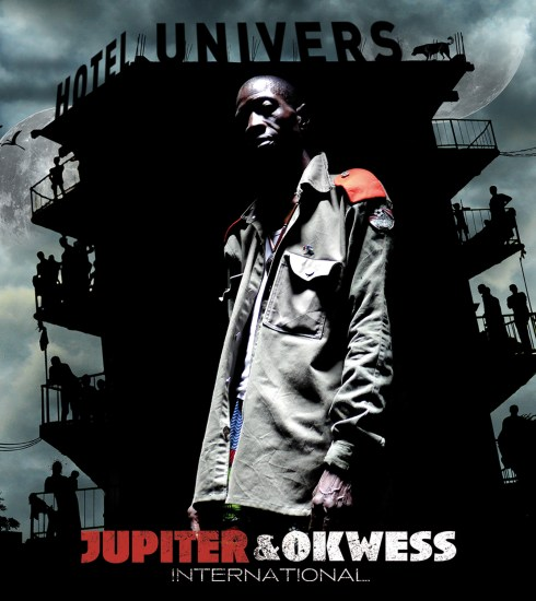 Cover of Hotel Universe by Jupiter & Okwess International