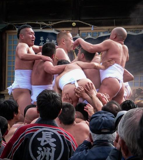 Naked Man Festival, Japan (Olivia Lee)