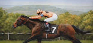 Canford Cliffs ridden by Richard Hughes