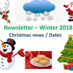 Parents' Christmas Newsletter - Winter 2018