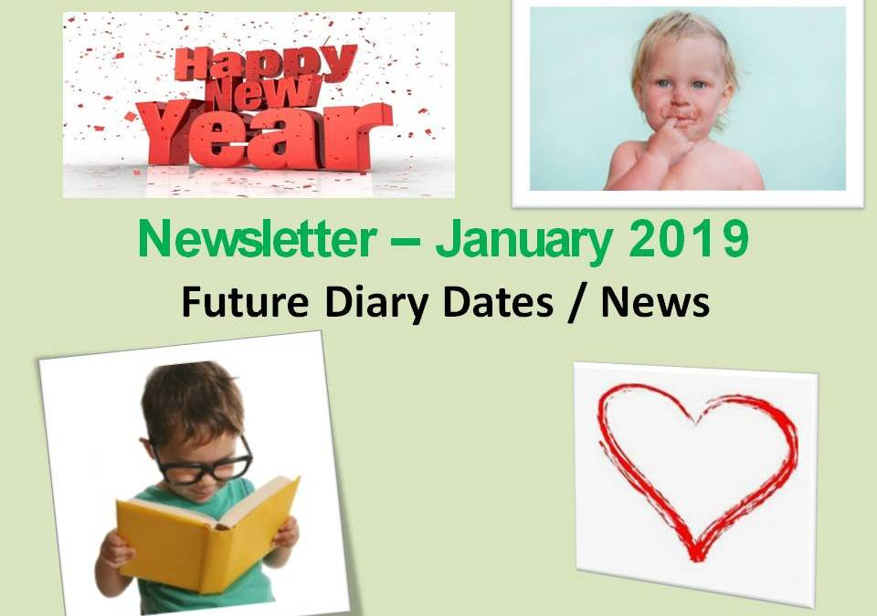 Parents' Newsletter – January 2019