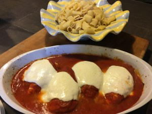Ridiculously Easy Chicken Parmesan
