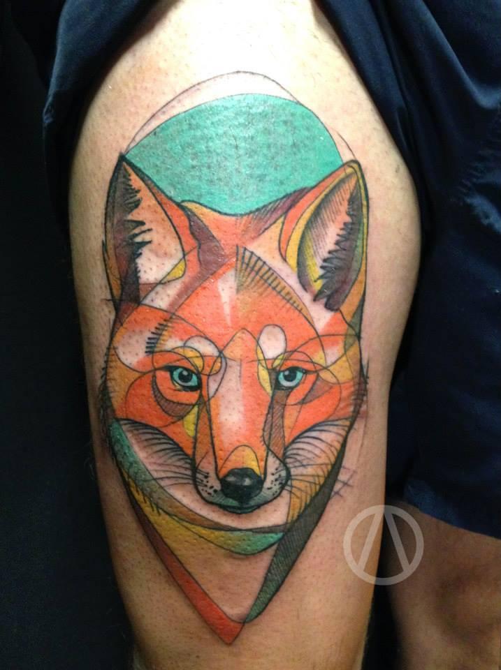 Okan Quot Otto Quot Abarca Tattoo Artist
