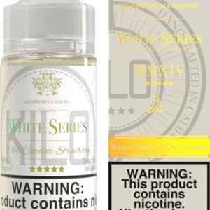 White Chocolate Strawberry Kilo Eliquids