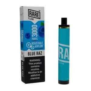 Rare-Flow-Blue-Raz