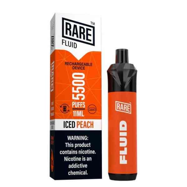 rare-fluid-vape-5500-puffs-ice-peach