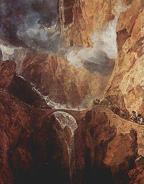 St Gotthard's Pass