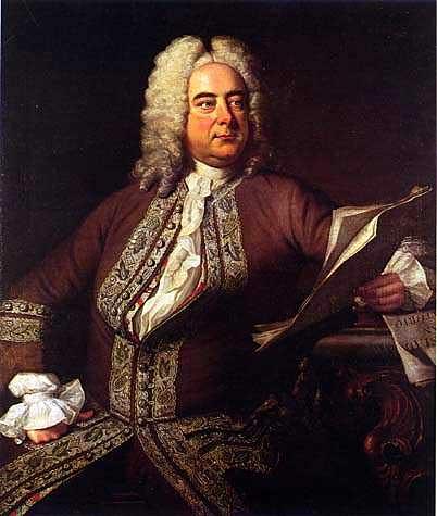 Handel by Thomas Hudson