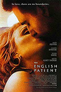 The_English_Patient_Poster