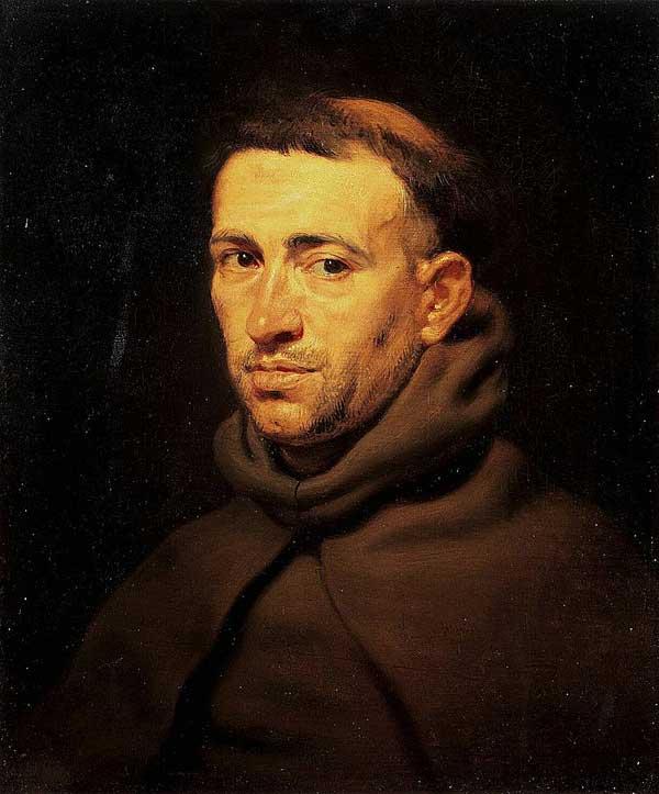 Rubens, Franciscan Monk