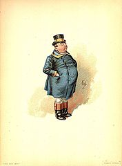 Image of Fat Boy by 'Kyd' (Joseph Clayton Clarke)