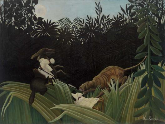 Henri_Rousseau_-_Scouts_Attacked_by_a_Tiger_(1904)