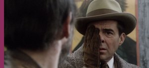 "Dirk Bogarde in ""Despair"""