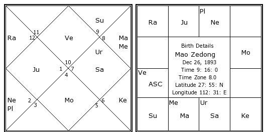 political career in horoscope