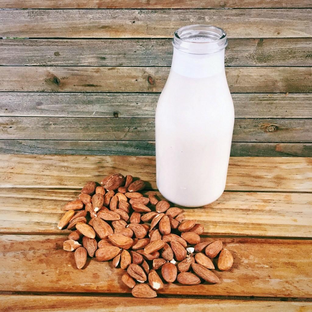 Almond Milk   The Vegan Abroad