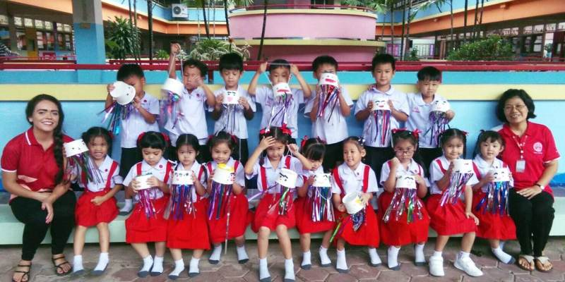My Experience Teaching English in Thailand
