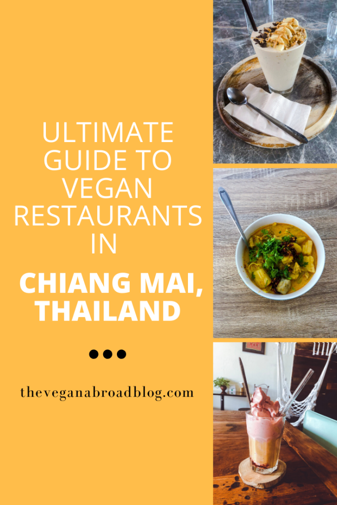 The Ultimate Guide to Vegan Restaurants in Chiang Mai, Thailand | The Vegan Abroad