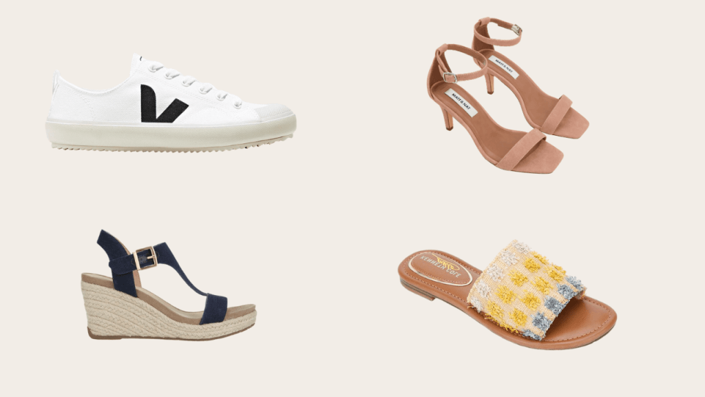 Vegan Shoes for Summer