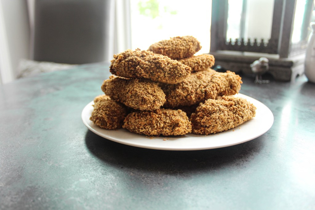 Plant Based Chicken Nuggets