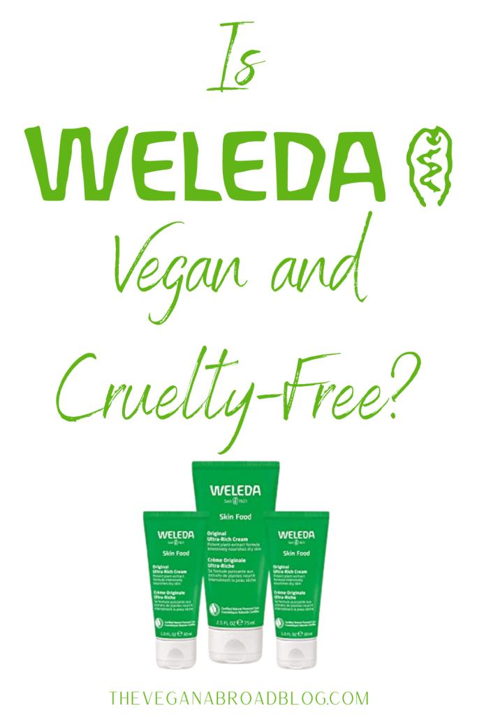 Is Weleda Cruelty-Free and Vegan?