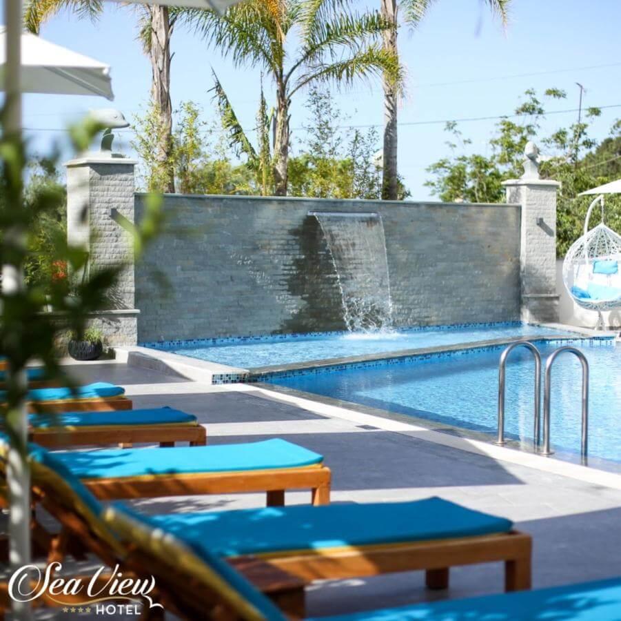 Sea View Hotel Himare Albania