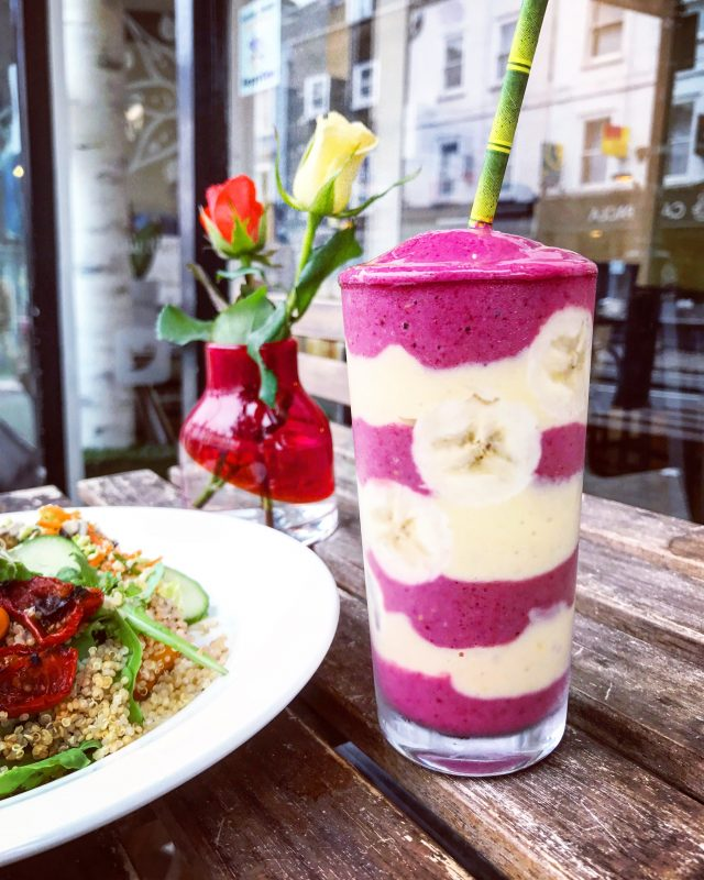 Londra: dove mangiare vegan