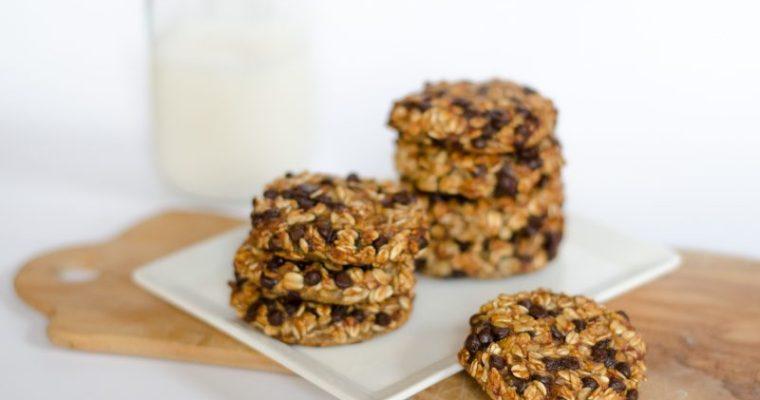 Biscotti con 3 ingredienti #vegan & #healthy