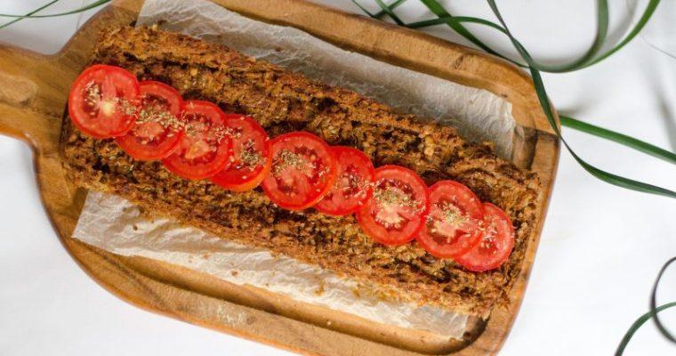 Sformato proteico di lenticchie