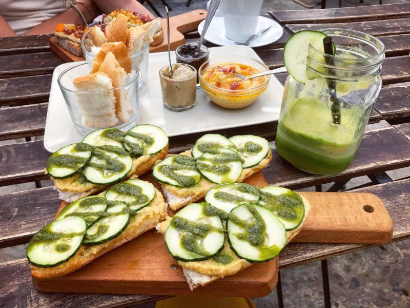Valencia: dove mangiare vegan