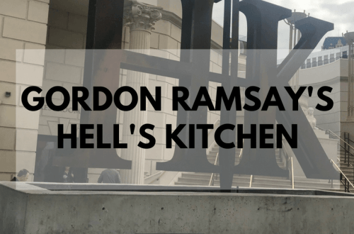 Gordon Ramsey's Hell's Kitchen
