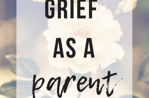 Grief as a Parent | www.thevegasmom.com