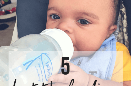 5 Bottle Feeding Must Haves | www.thevegasmom.com