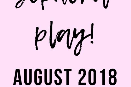 Sephora Play! August 2018 | www.thevegasmom.com